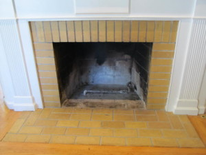 Covering Over Brick Fireplace With Glass Tiles Archives Stoddard